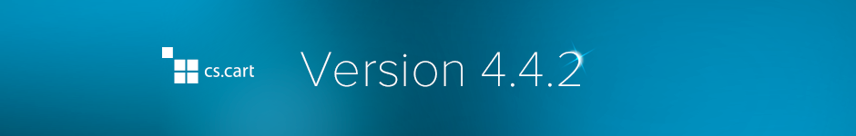 CS-Cart v4.4.2
