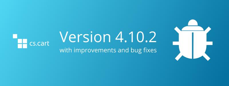 CS-Cart 4.10.2